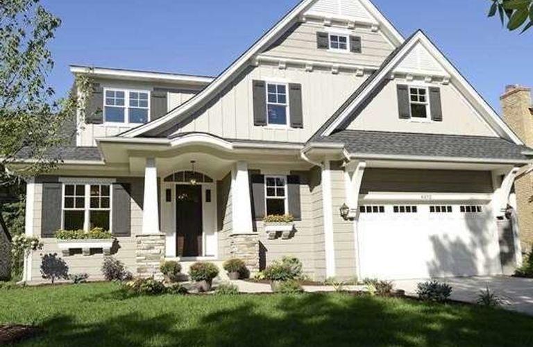 10套房屋外观颜色搭配方案