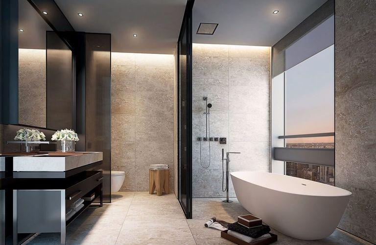 改造小浴室的8个技巧