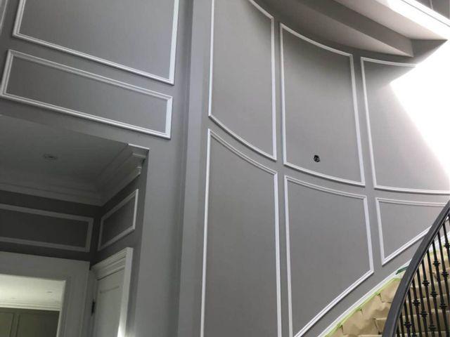 Toronto interior Painting Room