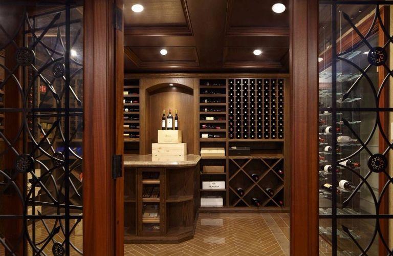 地下室装修酒窖的8个技巧