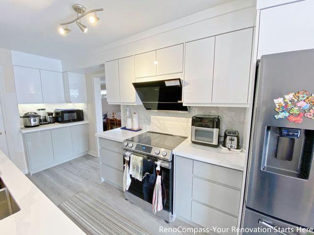 Mississauga Kitchen Renovation