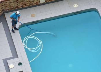 游泳池开池