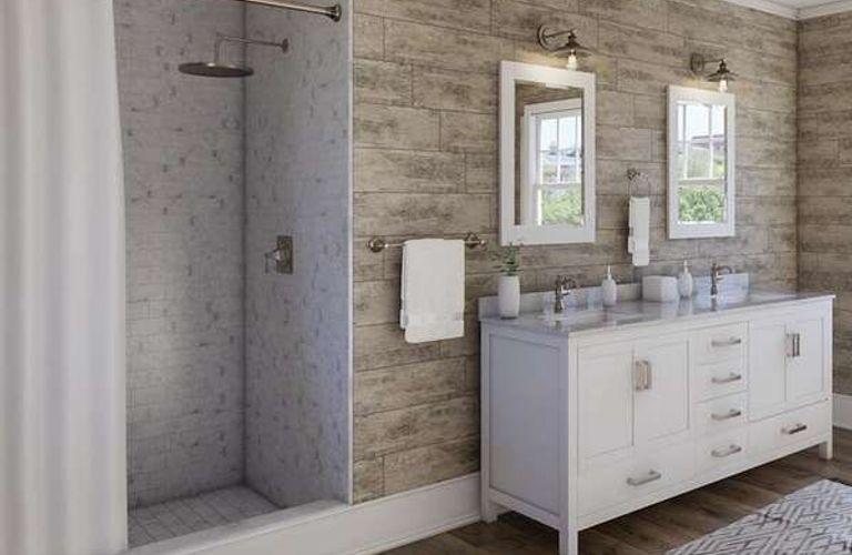 浴室8款个性瓷砖