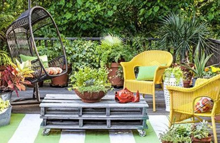 Ideas to Give a New Life to Your Patio