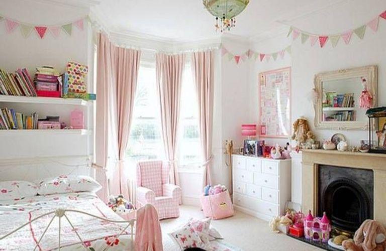 如何为家中的小公举打造一间公主房?