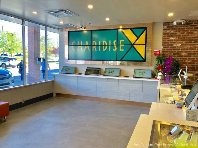 Barrie Bubble Tea Shop Commercial Renovation