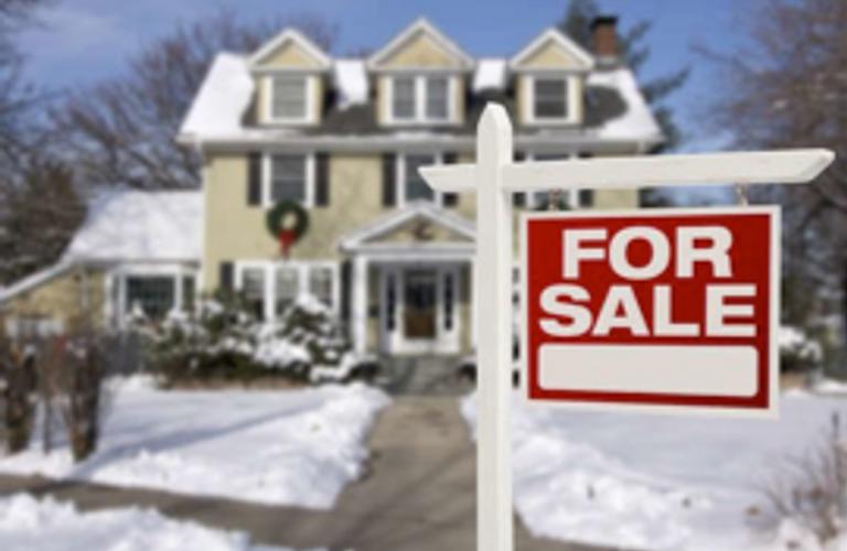 怎样才能在冬季也让房子很好的出售呢?
