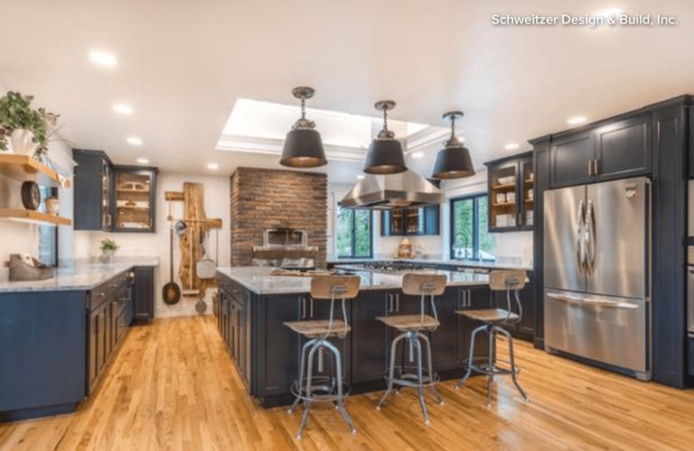 旧厨房翻新鉴赏,想装厨房的快来看!