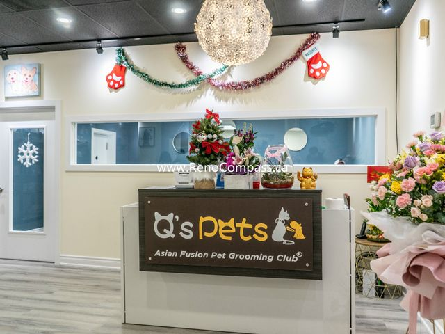 Richmond Hill Pet Store Renovation (Q's Pets)