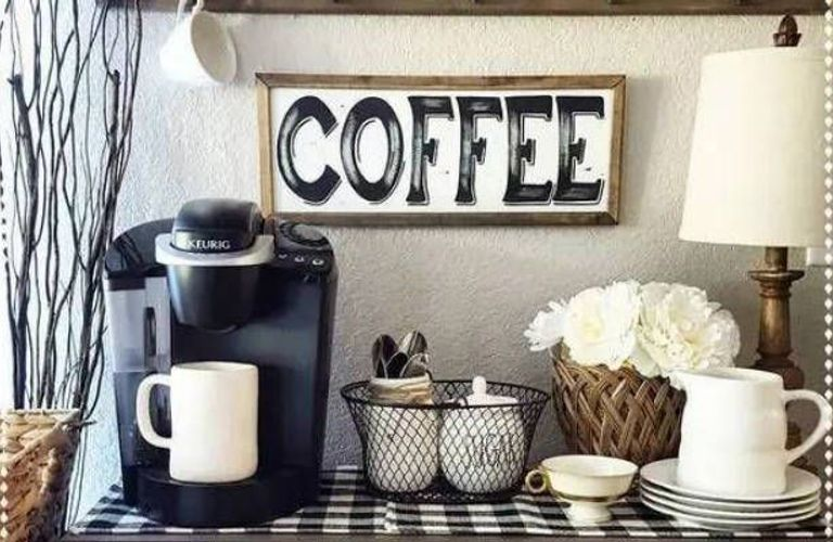 Creative Ideas for Building a Coffee Corner in Your House