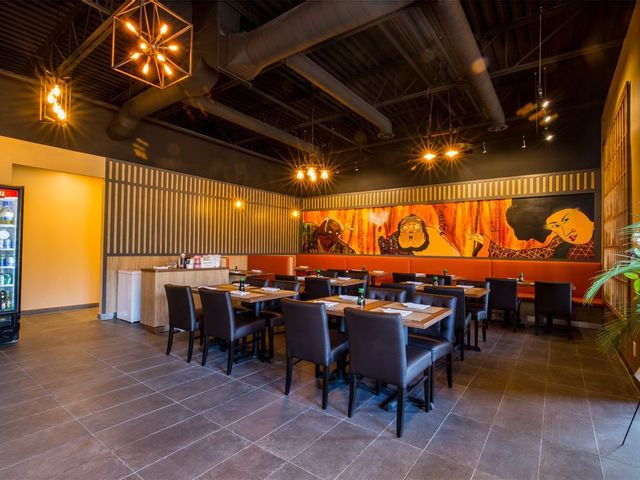 Newmarket SUSHI Restaurant Commercial Renovation