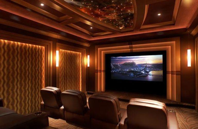如何打造一个完美家庭影院?