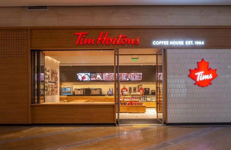 上海第二家Tims要开了!还将提供外送服务!