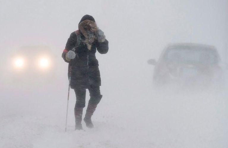 宝宝心里苦!多伦多本周连续雪暴+冰雹+狂风!全城面临瘫痪!