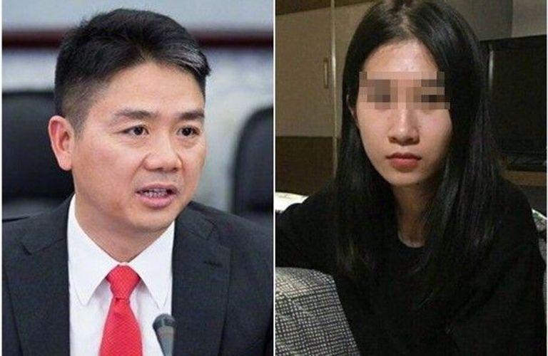 """女留学生详述性侵细节:刘称""""你可以成为邓文迪"""""""
