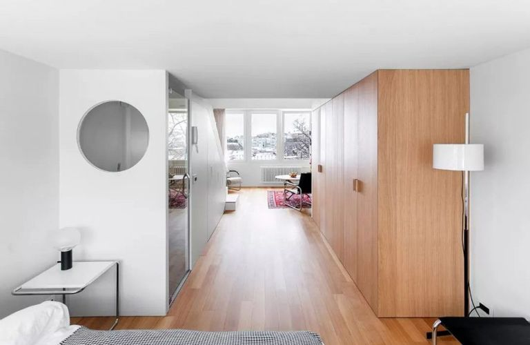 大开眼界!DT小户型房子装修极限改造,刷新我的三观!