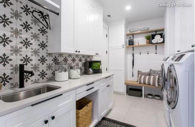 如何装修洗衣房? 家庭洗衣房设计要点须知! 多伦多装修