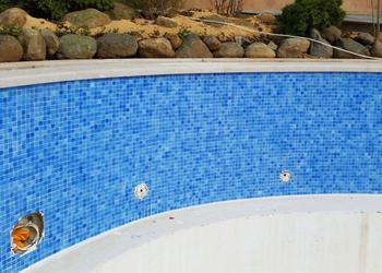 游泳池改造