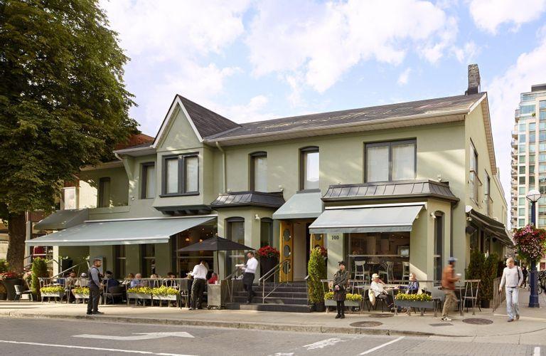 盘点多伦多最用心的餐馆装修!