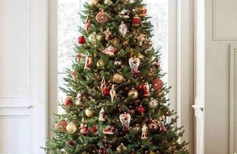 10款最流行的圣诞树,点燃您的圣诞节!