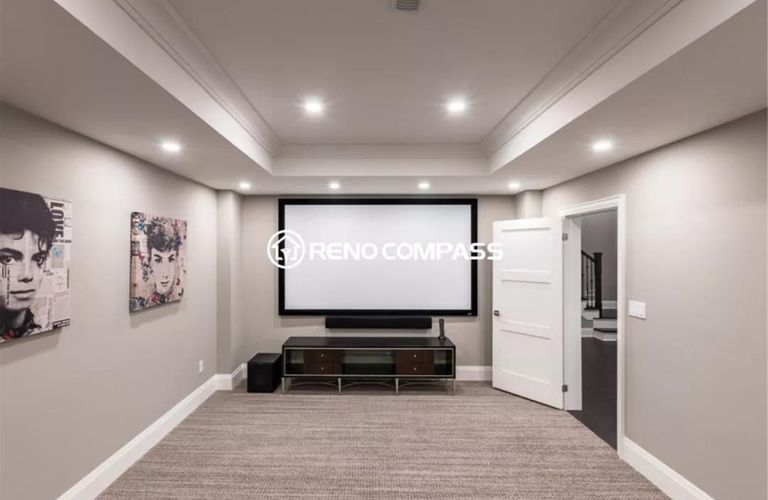 如何在地下室打造属于你的私人电影院?专业建议给到您!