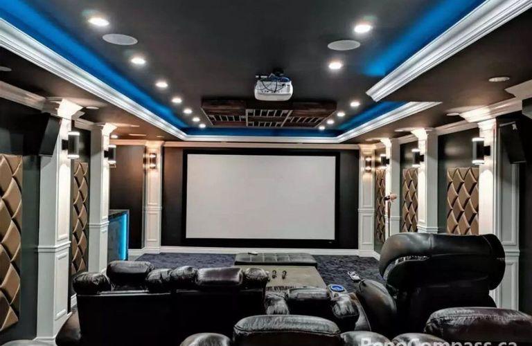 想要打造一个高大上的家庭影院?快看看这个!
