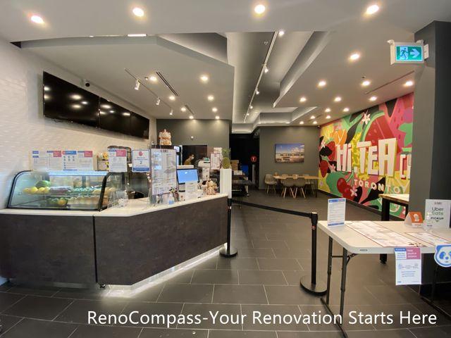 Toronto Restaurant Renovation