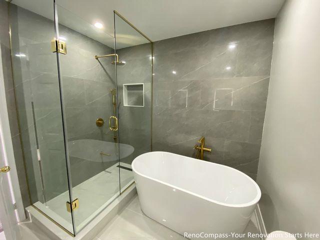 Oakville Master Bathroom Renovation