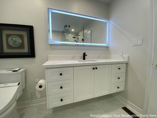 Markham Renovation Bathroom Renovation