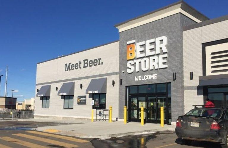 """啤酒""""炸街""""?安省计划终止与The Beer Store协议"""
