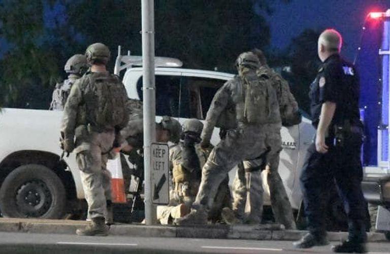 澳大利亚达尔文市突发枪击案 已造成多人伤亡