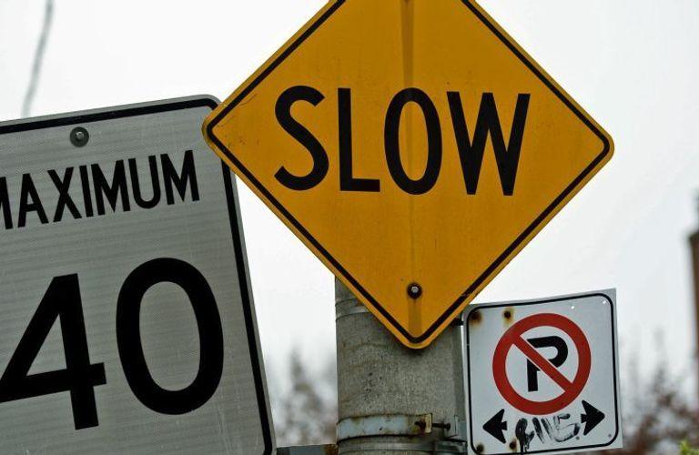 多伦多道路限速不升反降?涉及40多条主干线