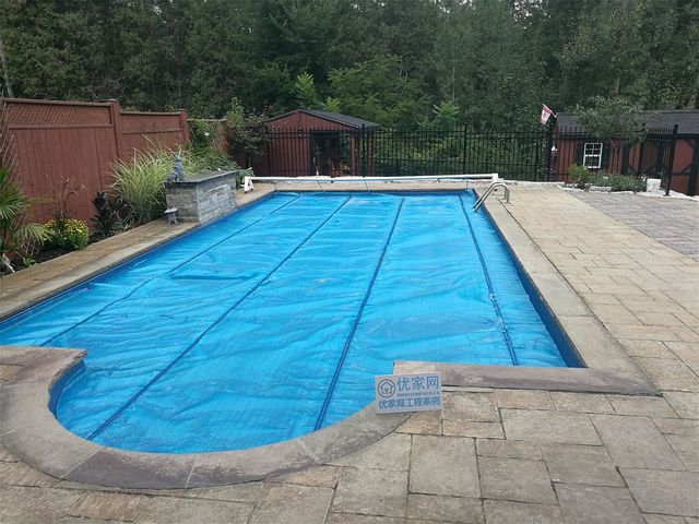 Vaughan Landscaping Renovation and Swimming Pool